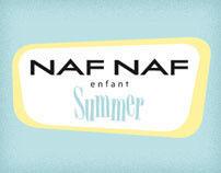 NafNaf Enfant - Web SS 2012