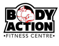 Body Action Fitness Centre Branding