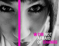 * I'M NOT AFRAID OF CHANGE/ Concept Planning.