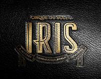 IRIS - visual identity