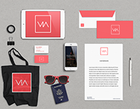 VIA Branding Identity
