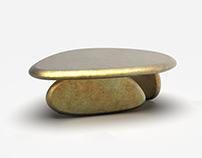 River Rocks Table