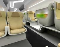 FUI - Train Interior Concept