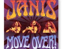 JANIS JOPLIN vinyl 45 set