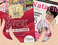 Magazines Natacha Créative