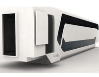 TGV Duplex - Alstom Train Interior Concept