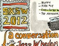 SXSW Film 2012 Sketch Notes