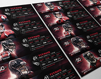 2015 Atlanta Falcons Season Ticket Graphics