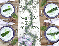 Table runner collection