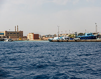Hurghada coast and diving