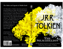 Silmarillion Book Cover