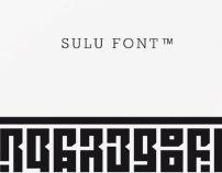 Sulu Type