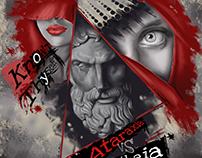 Ataraxia vs Apatheia