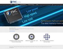 FMC Logo und Website