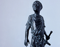 Boy with a Sword