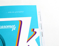 Kasomat - branding proposals