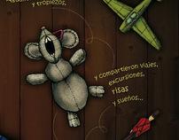 Mimí la ratona