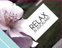 Brochure - Relax in Auckland