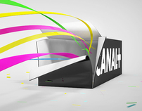 Canal + ident