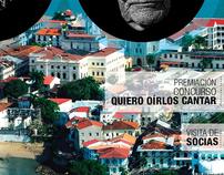 Tapa & Suplemento ONG Luz y Vida Panamá