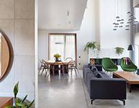 Three Slabs House by Gaiss