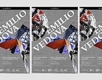 Emilio Vedova - Palazzo Reale, Milan / Visual Identity