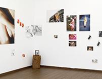 L'inévitable attraction — Exhibition design, 2015