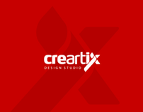 creartix design studio - corporate identity