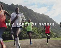 Nike Kenyan Runners