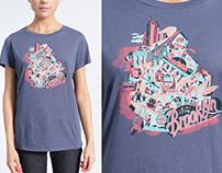 Brooklyn Industries T-shirts