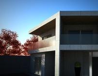 Villa concept in Libya