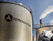 Re branding Petromayab.