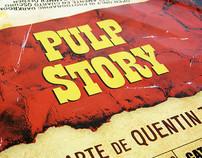 Pulp Story: Vida & Arte de Quentin Tarantino
