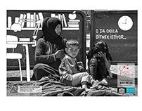 "Homeless Awareness Campaign ""Graduation Project 02"""
