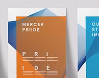 Mercer PRIIDE Posters