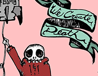 We Create Death