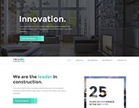 Circa Construction Website
