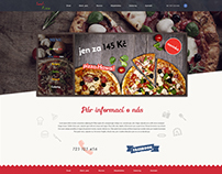 Santi Pizza | food delivery