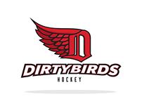 Dirtybirds Hockey Identity