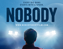 "Visual Identity - ""NOBODY"" Short Film"