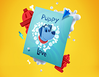 Puppy Love Styleguide