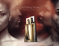 Attraction Avon - Concorrência