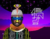 Africa Nouveau Festival 2019 - Art Direction
