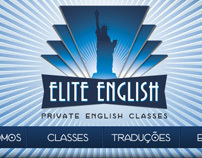 Elite English Web Design