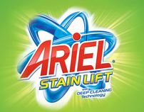 (PRINT) Ariel Stain Lift Scan, Watch, and Win