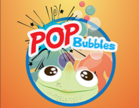 iPhone Game - Pop Bubbles
