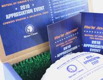 Cowboys Stadium Event Invite