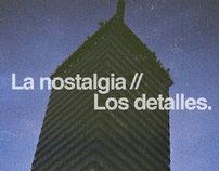 La nostalgia está en los detalles // Photo Serie