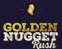 McDonald's Golden Nugget Rush