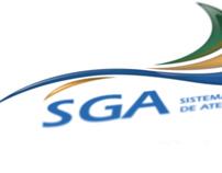 SGA - Sistema de Gerenciamento do Atendimento